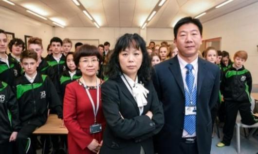 赴英教学中国教师指责BBC纪录片:挑最乱的播