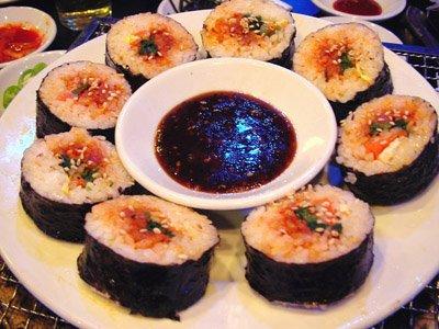 日本寿司的做法图解