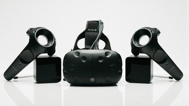 HTC Vive售价799美元 支持电话功能4月初发货