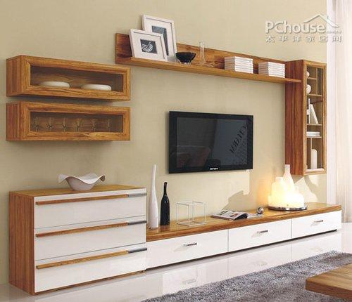 电视柜装修效果图_木工电视柜效果图大全图片