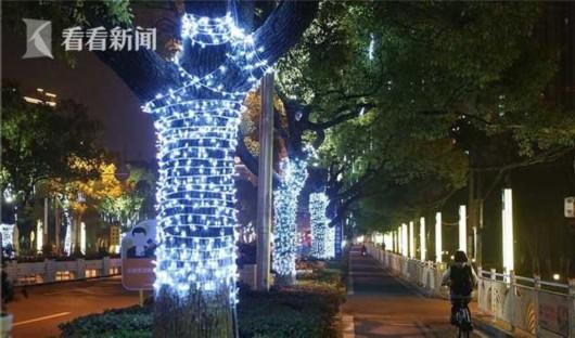 申城夜跑添好去处 15公里沪闵路绿道今起亮灯
