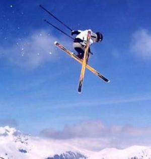 滑雪滑冰凉一夏