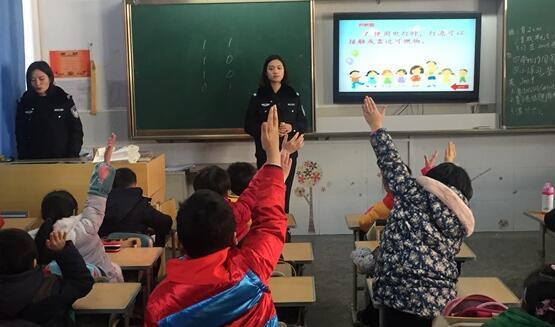 """上海公安学院志愿者服务队编织城市""""平安网"""""""