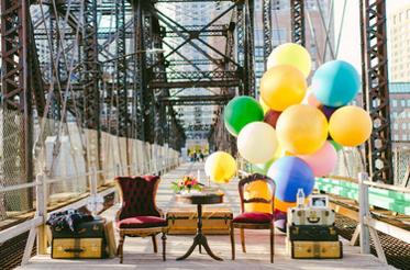 创意气球主题婚礼策划 营造浪漫的婚礼氛围