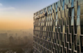 供一万人使用的腾讯新总部,设计了三条多层空中走廊