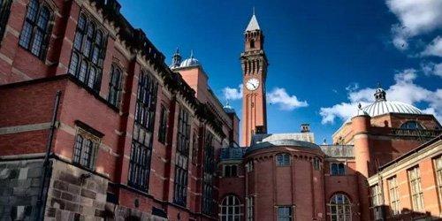 明年起凭中国高考成绩可申英国伯明翰大学!
