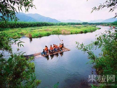 上海周边哪里漂流好玩 江浙沪最火五大漂流地