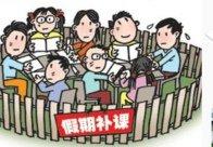 6岁男孩暑假培训花了2万元 一周7天都有学习