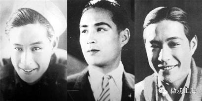 """30年代上海滩的 """"电影皇帝""""金焰也是欧巴"""