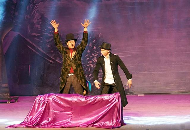 乌克兰萌宠滑稽幽默剧《亚历山大与汪星人》