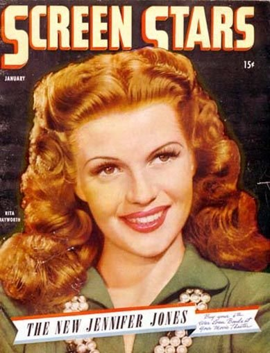 打造40年代好莱坞女星妆容