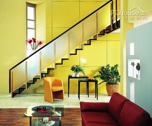 楼梯拐角尴尬空间如何做收纳
