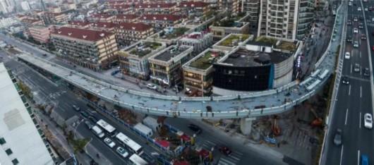 上海这五大路桥工程预计年底通车 出行更方便