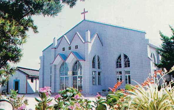 安信地板受邀为上海基督教堂定制地面形象