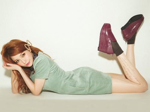 日本名模藤井莉娜 身材无可挑剔 6个减肥秘诀