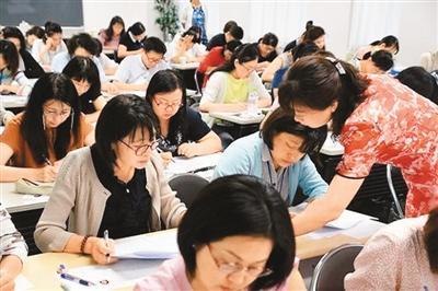 """海外""""汉语热""""带火中文教师 为华人创造新机遇"""