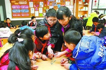 """沪中小学""""非遗""""传习项目 每一堂课都润物细无声"""