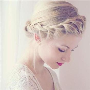 新娘婚礼发型图片介绍 2018年新娘不可少的造型