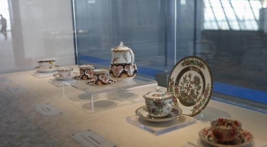 坐落在浦东国际机场T2国际出发候机厅的博物馆首个展览将展出53见珍