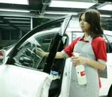 你的车贴膜了吗