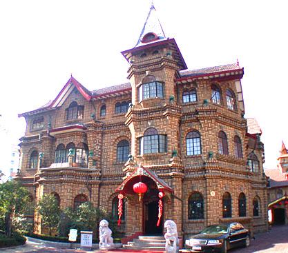 别墅缭绕的上海老别墅前世今生的旧梦风情a别墅山地址图片