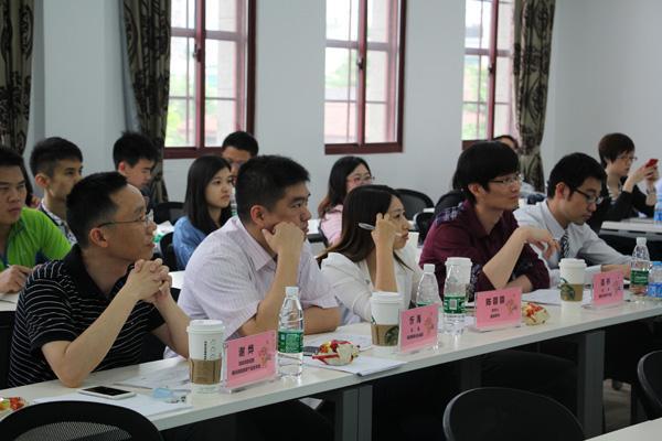 """2015移动互联网开发大赛初评会 为""""春苗""""助力"""