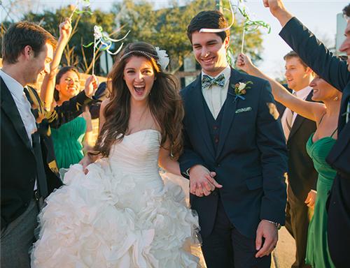 婚礼现场创意互动游戏