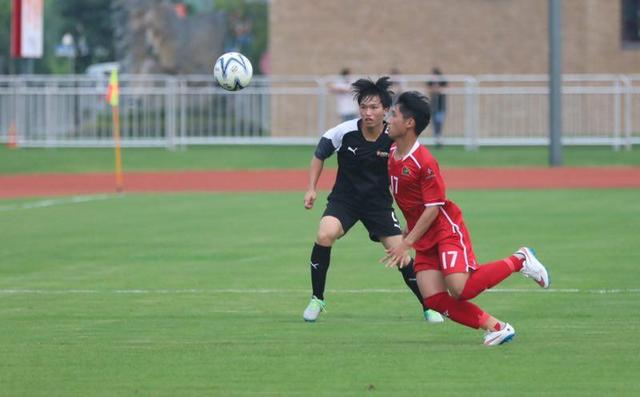 国际青少年足球劲旅将逐鹿上海 中国校园高中联队首现