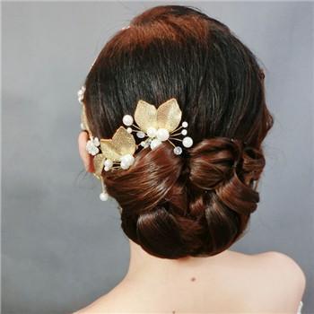 韩式婚纱照新娘发型推荐 新娘婚礼造型