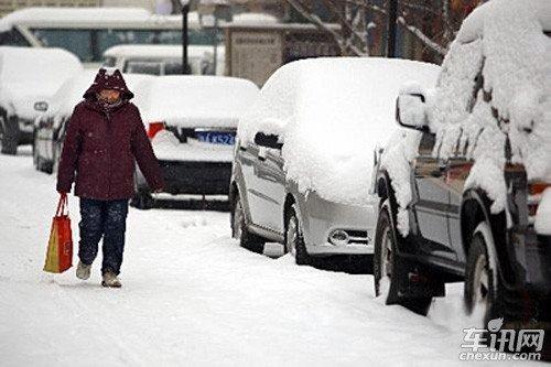 一場秋雨一場寒 車主應該提前為愛車備冬