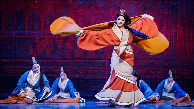 舞剧《昭君》将在沪首演 共建沪蒙文化桥梁