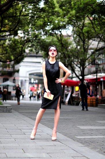 夏季服装搭配:卖萌装酷扮靓彰显个性的绝世好墨镜