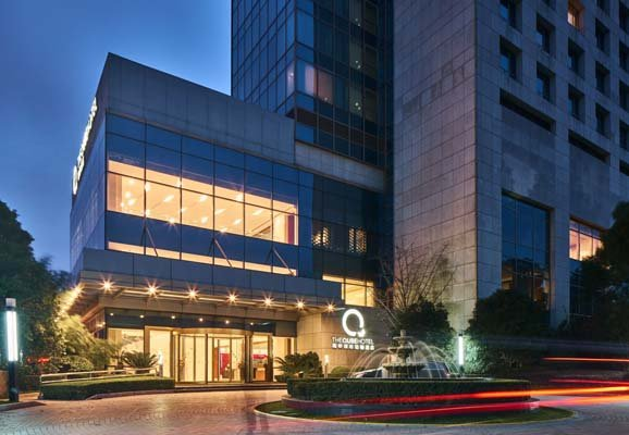 奉贤地区商务、郊游首选的上海南桥绿地铂骊酒店邀您免费住