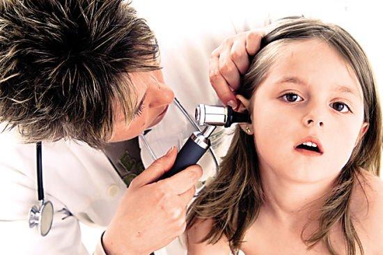 儿童中耳炎要重视