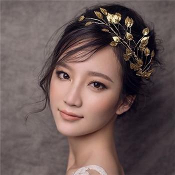 最新韩式新娘造型推荐 2018年新娘发型图片
