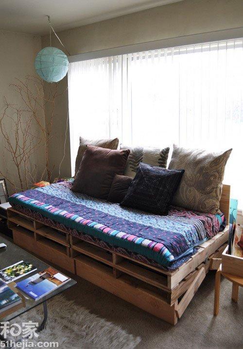 10个沙发架的神奇改革; 让旧木二次发光 10个沙发架的神奇改造;;   木