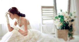 扬长避短挑选最合适的婚纱