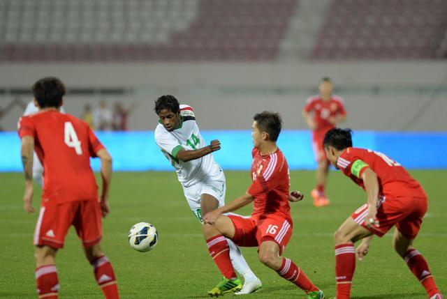 输球却入围2015年亚洲杯 国足谢谢泰国队