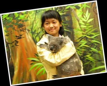 去澳洲亲吻大自然