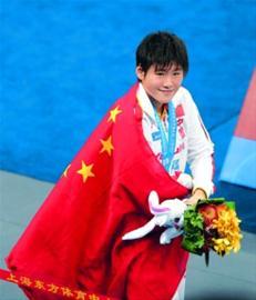 女子200米混合泳 小将叶诗文期待在伦敦突破