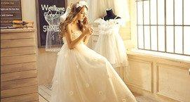 唯美新娘发型让婚礼更浪漫