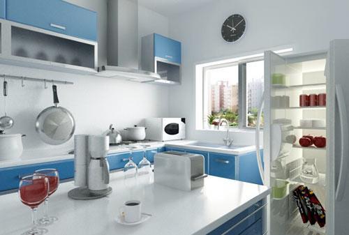 完美厨房养成记 厨房装修如何合理规划步骤