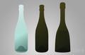 葡萄酒瓶的外形密码