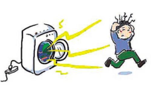 漏电�y��:(�y�k�c���!�f_说说电器漏电那点事