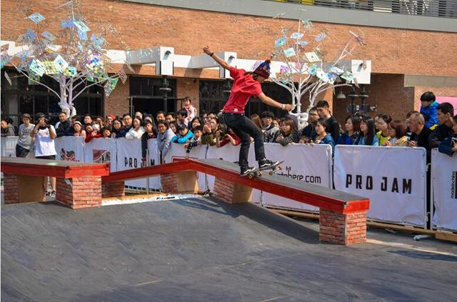 2017 PROJAM滑板挑战赛即将卷土重来
