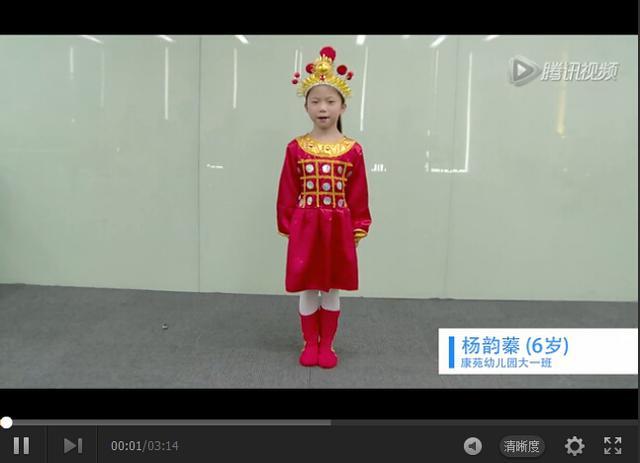2015超级潮童大赛报名阶段 小选手古灵精怪才艺多