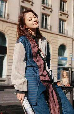 梅婷在巴黎街头教你法式慵懒