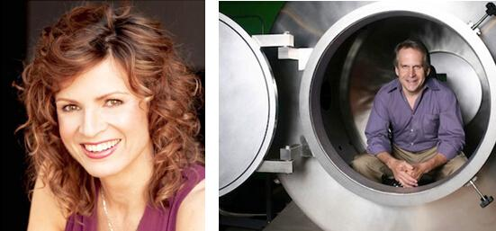 2014 WE年夜会Jane Poynter:7.5万美元就可上太空