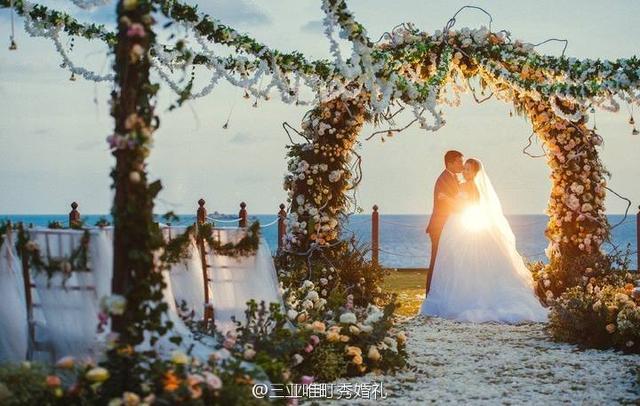在三亚办婚礼的7个理由