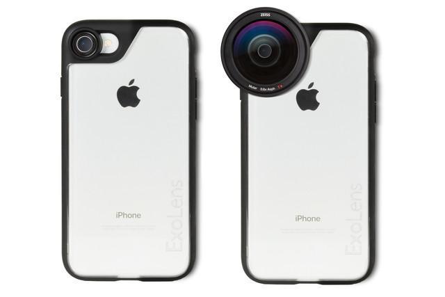 戴上这款保护套 iPhone 7也能用上蔡司镜头